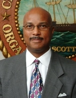County Commissioner Les Miller